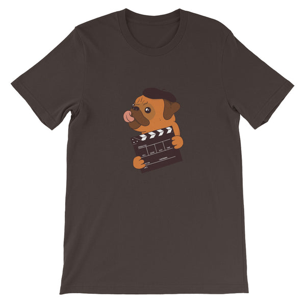 Director Pug T-Shirt - Avenue Born