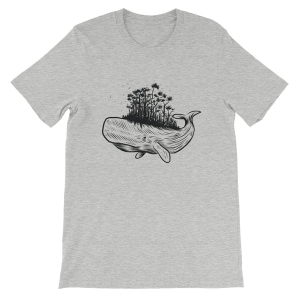 Whale Forest T-Shirt - Avenue Born