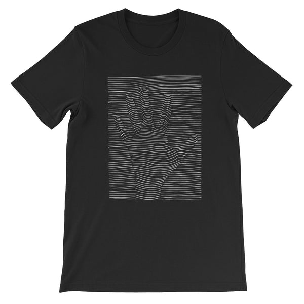 3D Hand T-Shirt - Avenue Born