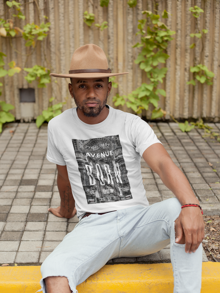 Church T-Shirt - White - Avenue Born