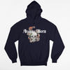 Red Viper Hoodie - Navy - Avenue Born