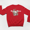 Red Viper Sweatshirt - Red - Avenue Born