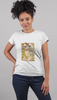 Woman and Pug T-Shirt - Avenue Born