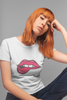 Lips T-Shirt - Avenue Born