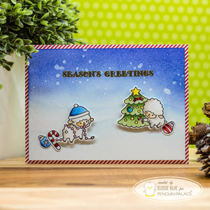 Cuddly Sheep's Season's Greetings