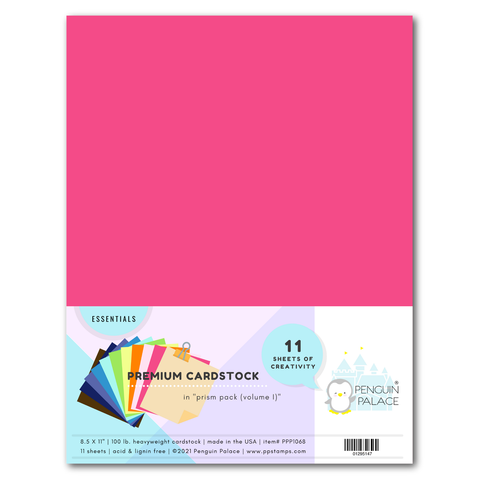 Prism Pack (Volume I) - Heavyweight Premium Cardstock