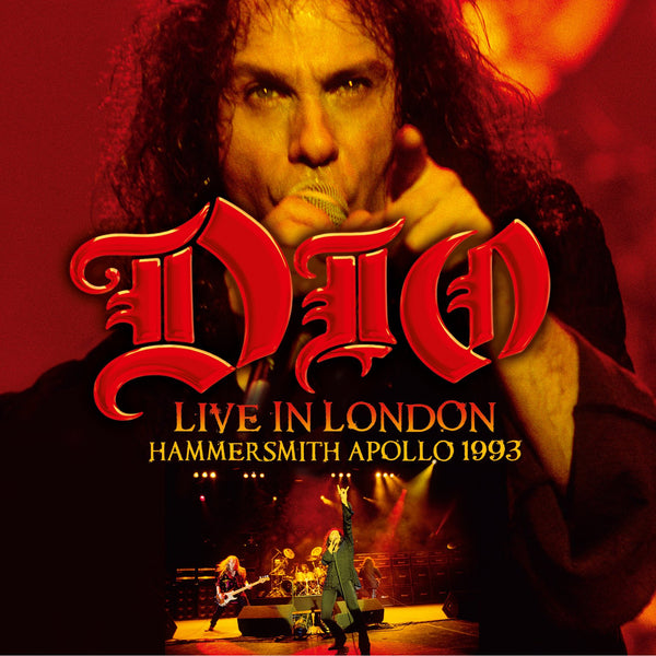 Dio - Live in London - Hammersmith Apollo 1993 2xLP
