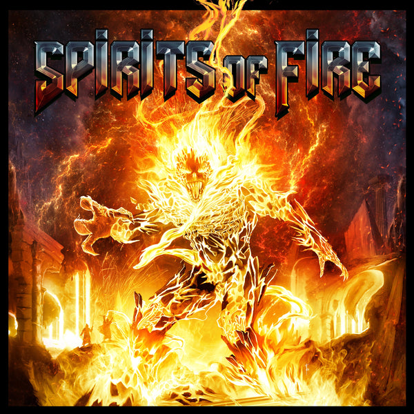 Spirits of Fire - Spirits of Fire 2xLP