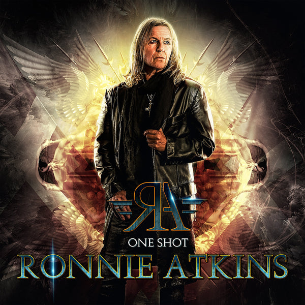 Ronnie Atkins - One Shot LP