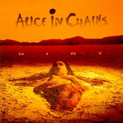 Alice In Chains Dirt vinyylilevy