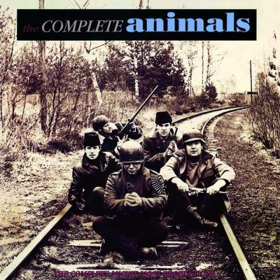 Complete Animals on Animals bändin vinyylialbumi.