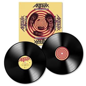 State Of Euphoria on Anthrax bändin albumi LP.