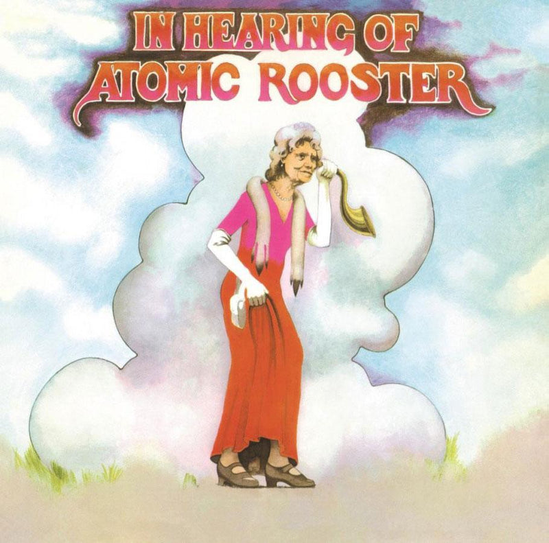 In Hearing Of on Atomic Rooster bändin albumi.