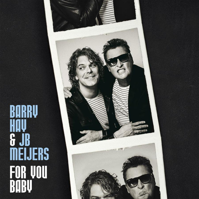 For You Baby on Barry Hay & Jb Meijers bändin albumi.