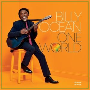 Billy Ocean albumi One World julkaistaan 17.4.2020.