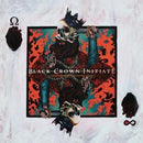 Violent Portraits Of Doomed Escape on Black Crown Initiate bändin albumi LP.