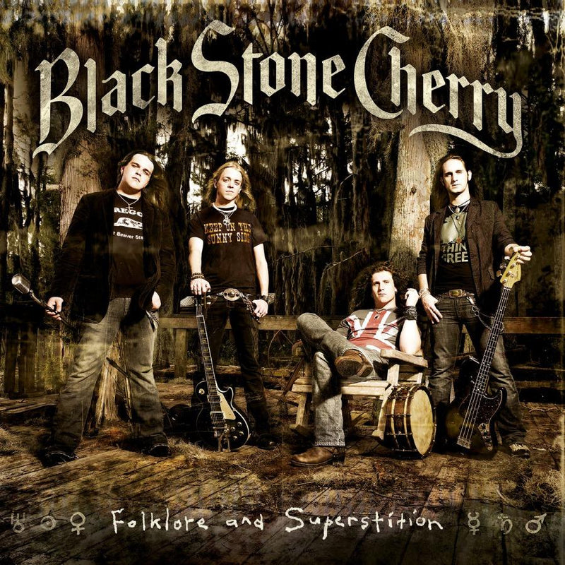 Folklore And Superstition on Black Stone Cherry bändin albumi.