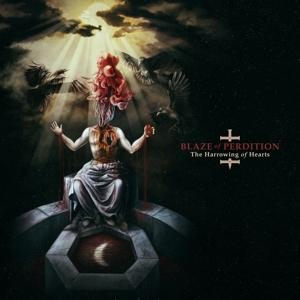 Blaze Of Perdition - The Harrowing Of Hearts 1 LP