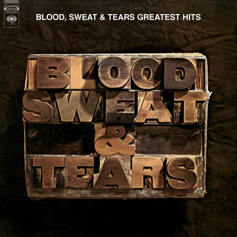 Greatest Hits on bändin Blood, Sweat & Tears albumi