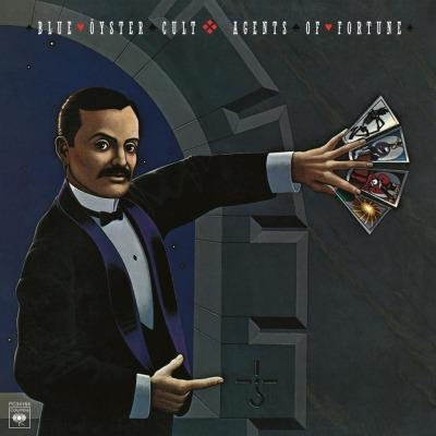 Agents Of Fortune on bändin Blue Öyster Cult albumi.