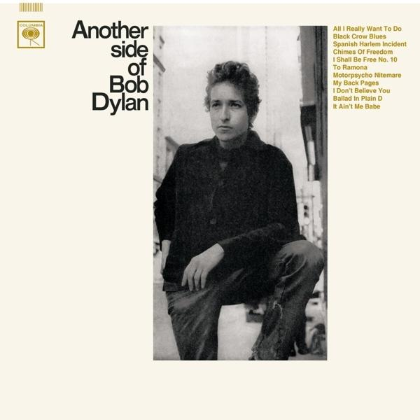 Another Side Of Bob Dylan on Bob Dylan artistin vinyyli LP.