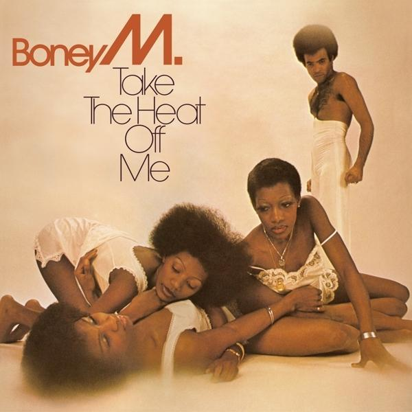 Take The Heat Off Me on Boney M bändin vinyyli LP.
