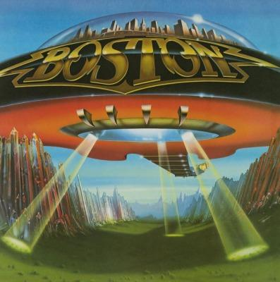 Don't Look Back on Boston bändin albumi.