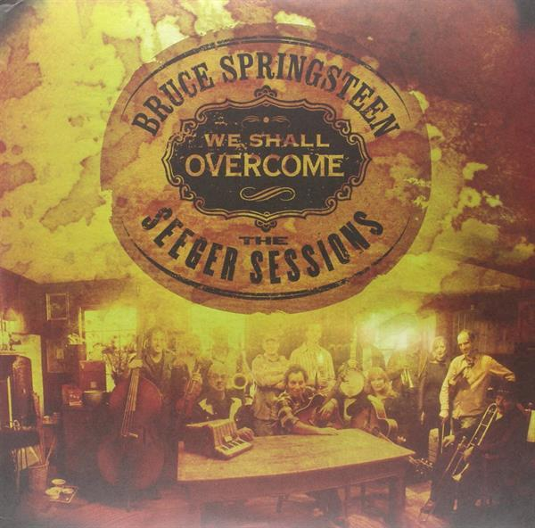 We Shall Overcome - The Seeger Sessions on Bruce Springsteen artistin vinyyli LP.