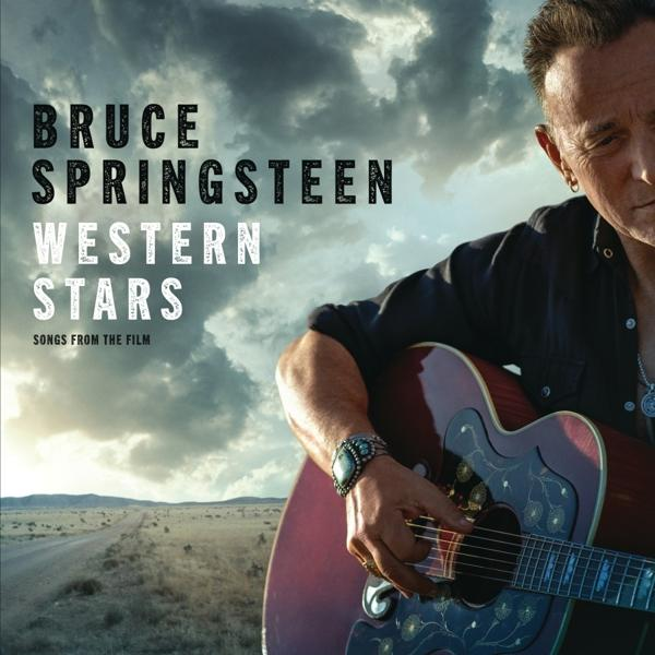 Western Stars - Songs From The Film on Bruce Springsteen artistin vinyyli LP.