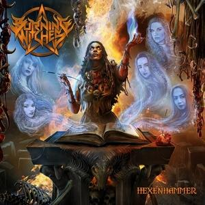 Hexenhammer on Burning Witches bändin LP-levy.