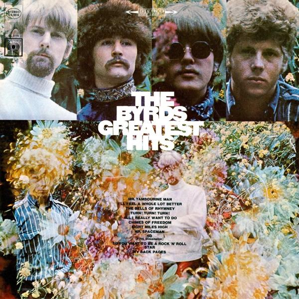 Greatest Hits on bändin Byrds LP-levy.