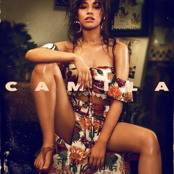 Camila on Camila Cabello bändin vinyyli LP.