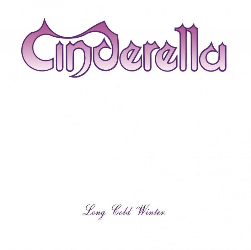 Long Cold Winter on Cinderella bändin LP-levy.