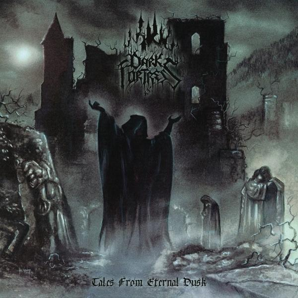 Tales From Eternal Dusk on Dark Fortress bändin vinyyli LP.