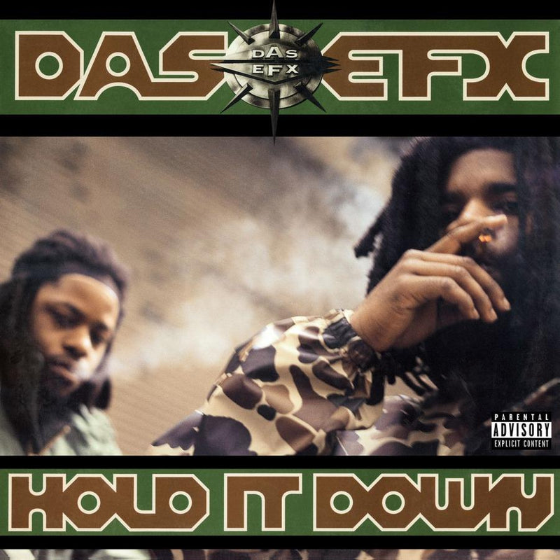 Hold It Down on Das EFX bändin albumi.