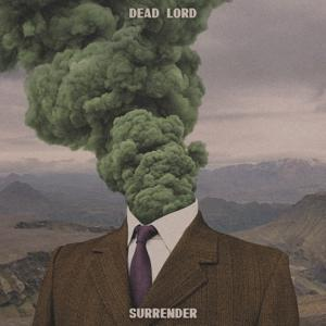 Surrender on Dead Lord bändin vinyyli LP.