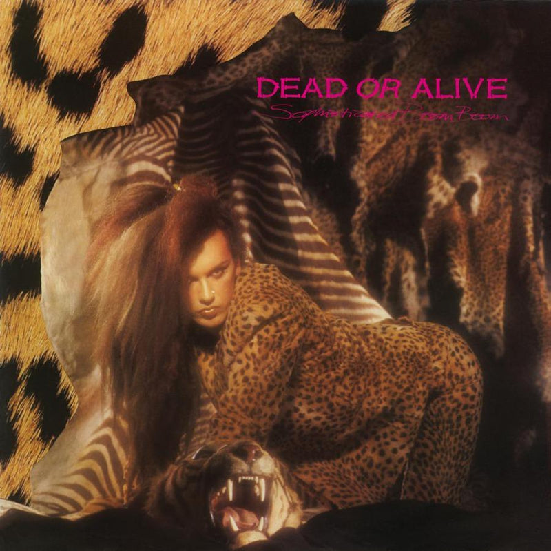 Sophisticated Boom Boom on Dead Or Alive bändin albumi.