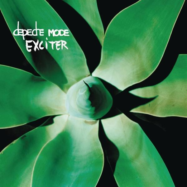 Exciter on Depeche Mode bändin vinyyli LP.