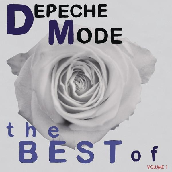 The Best Of Depeche Mode Vol.1 on Depeche Mode bändin vinyyli LP.