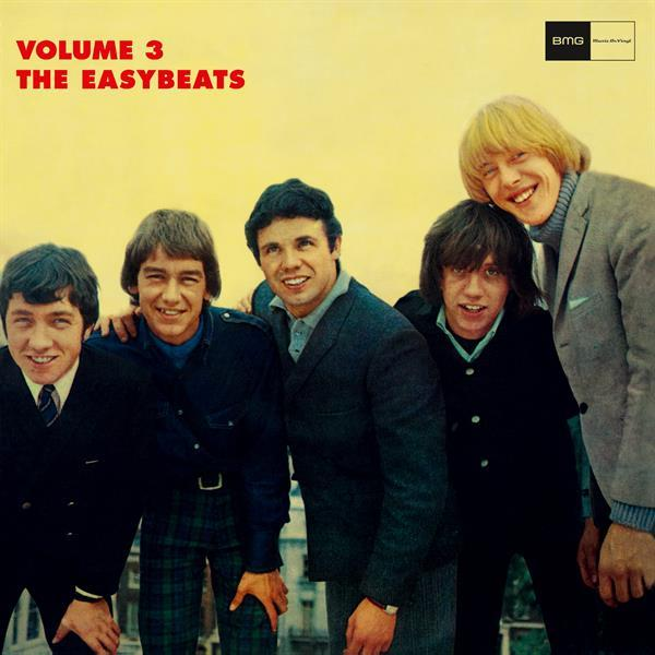 Volume on Easybeats bändin LP-levy.