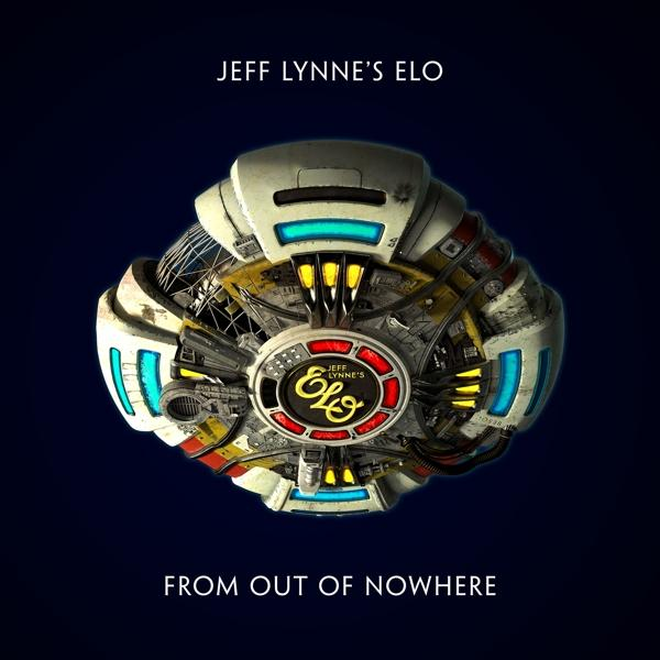 From Out of Nowhere on Electric Light Orchestra yhtyeen vinyyli LP.