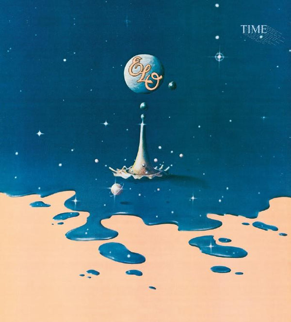 Time on Electric Light Orchestra yhtyeen vinyyli LP.