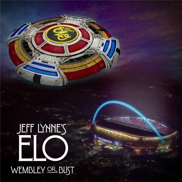 Wembley Or Bust on Electric Light Orchestra yhtyeen vinyyli LP.