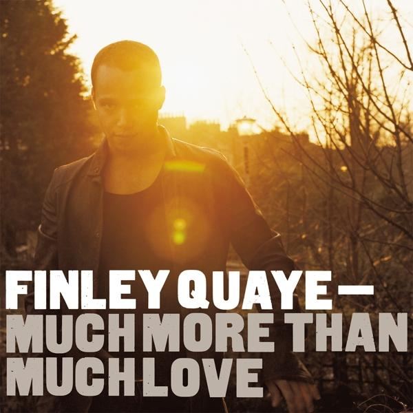 Much More Than Much Love on artistin Finley Quaye vinyylialbumi.