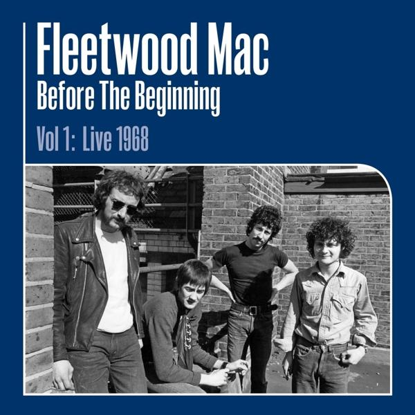 Before The Beginning 1968-1970 Rare Live & Demo Sessions on  Fleetwood Mac - bändin vinyyli LP.