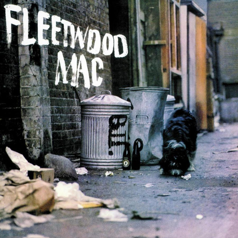 Peter Green's Fleetwood Mac on Fleetwood Mac  yhtyeen LP-levy.