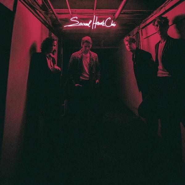Sacred Hearts Club on Foster The People bändin vinyyli LP.