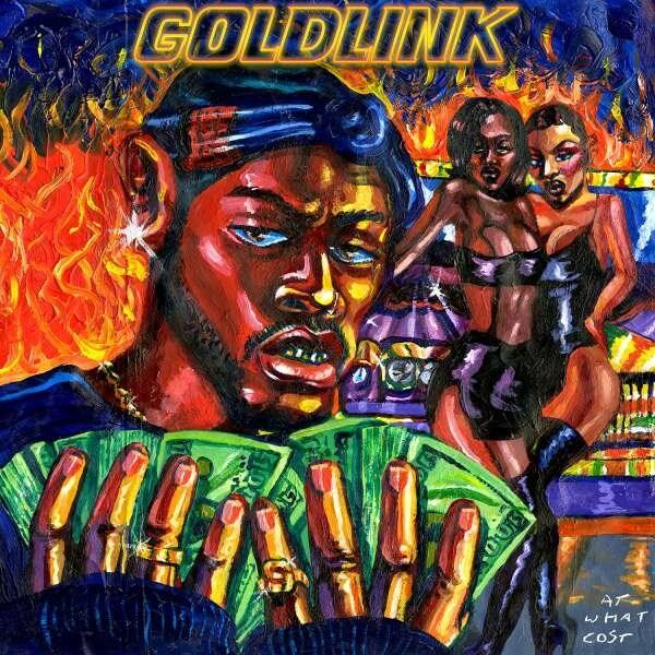 At What Cost on Goldlink bändin vinyyli LP.