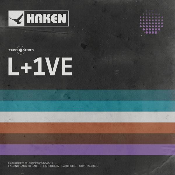 L-1VE on Haken bändin vinyyli LP.
