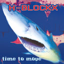 Time To Move on H-Blockx yhtyeen LP-levy.